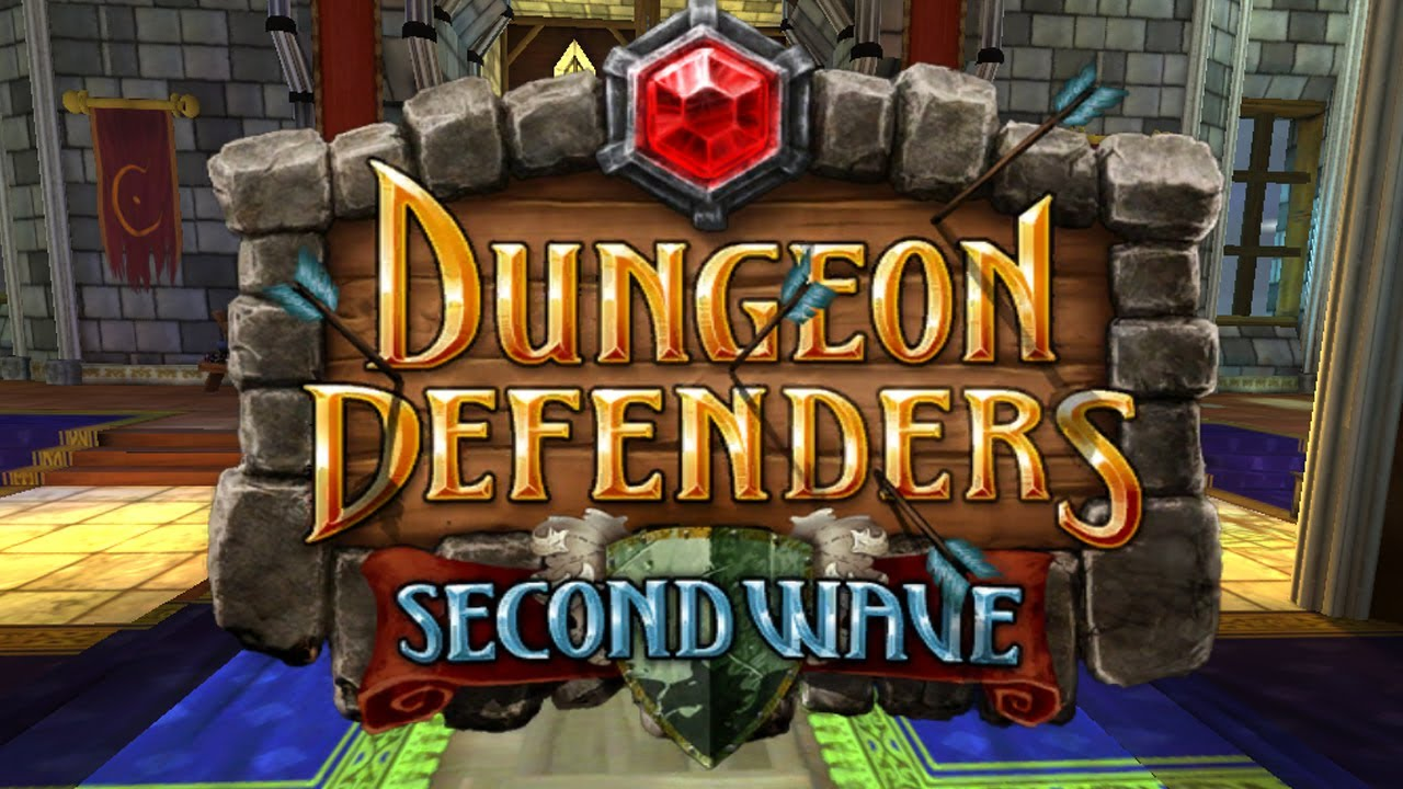 dungeon defenders second wave ipad