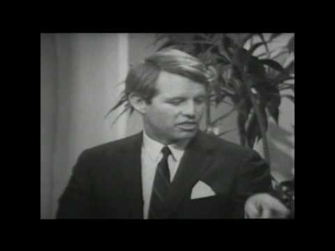 Robert F. Kennedy: 'We Don't Treat Everybody Equally'