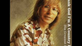 John Denver-Karaoke/instrumental-thank God you