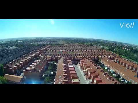 MADRID GETAFE - DRONE VIDEO - VION