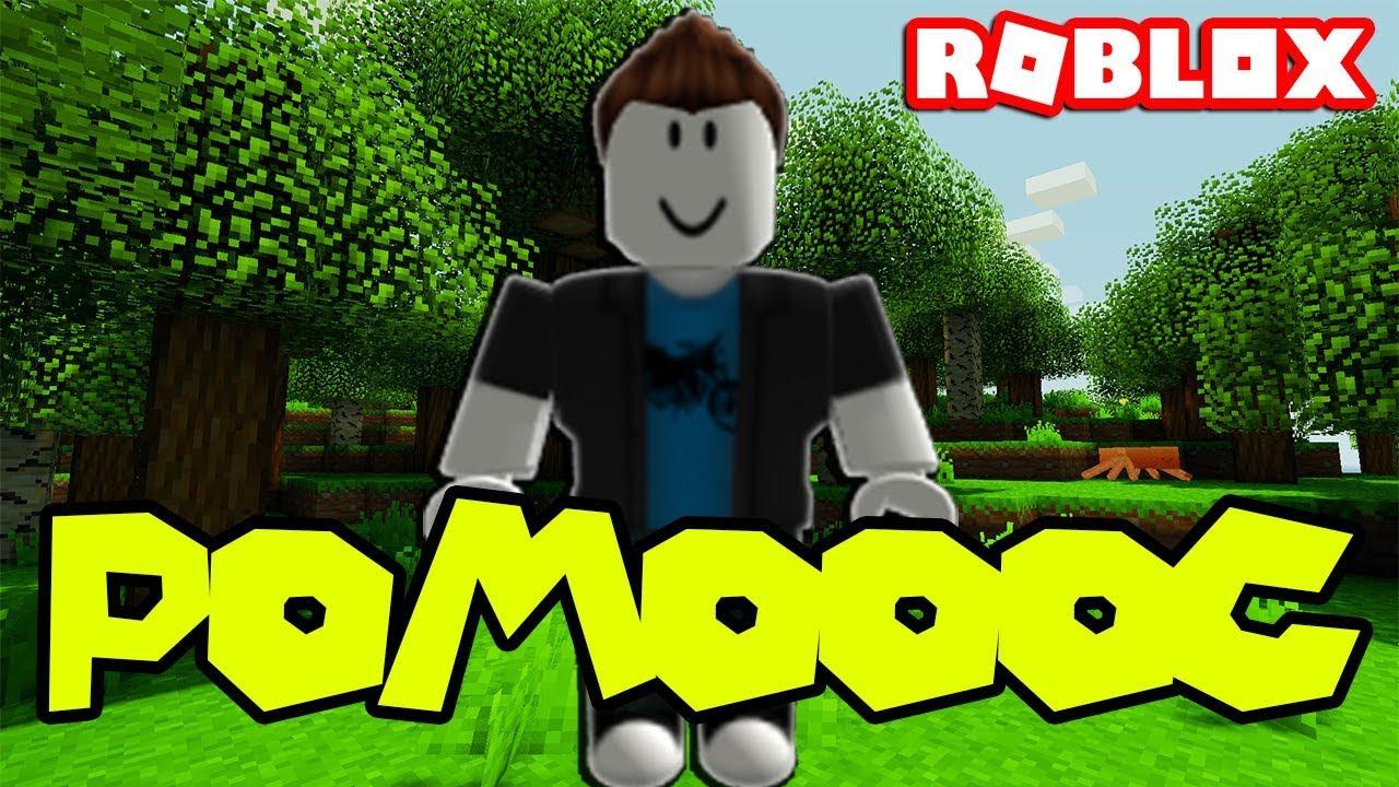 Tohle je NANUK55 můj nový Roblox kamarád! (Roblox Minecraft Obby!)