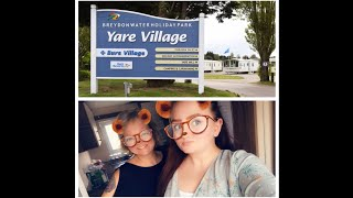 Holiday to Great Yarmouth || Breydon water holiday park || hollieingramx