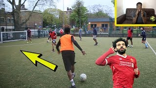 MY 5-A-SIDE EXPERIENCE EP1 | PROOF I'M THE NEXT MO SALAH?