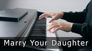 Marry Your Daughter - Brian Mcknight  Piano Cover By Riyandi Kusuma