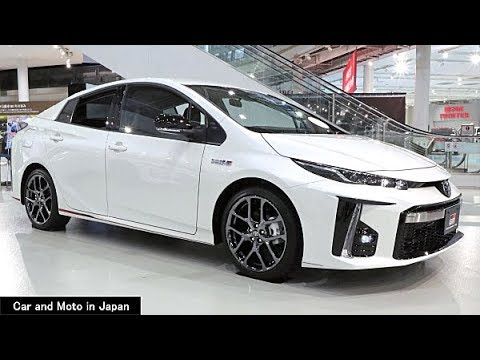 """How To Start A Prius >> Toyota Prius PHV S """"Navi Package・GR SPORT"""" - YouTube"""