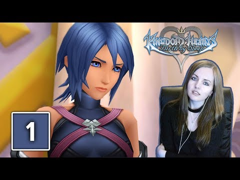 AQUA | Kingdom Hearts Birth By Sleep Gameplay Walkthrough Part 1