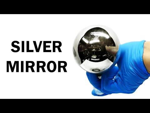 Making A Silver Mirror