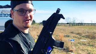 "Powerful Guns vs Bible - Triple Thr33, Arize, and EGR ""Christian Rap Ministry""(@ChristianRapz)"