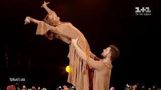Олена Кравець, Максим Леонов і Jamala – Контемпорарі – Танці з зірками 2019