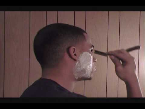 How to give a straight razor shave or do it yourself youtube how to give a straight razor shave or do it yourself solutioingenieria Images