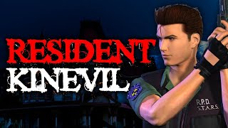 Let's Play Resident Evil Code: Veronica Part 14 - Resident Kinevil