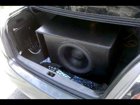 Fi bl 15 inch installed w jl audio 10001 amp this thing slams my fi bl 15 inch installed w jl audio 10001 amp this thing slams my altima youtube sciox Gallery