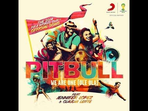 Lagu Piala Dunia - We Are One Ole Ola Lagu Resmi Piala Dunia 2014 Brasil - Http://bolabolo.com