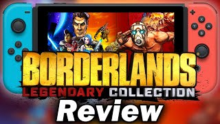 Borderlands Legendary Collection Review (Nintendo Switch) (Video Game Video Review)