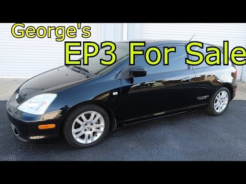 George's 2003 Civic Si EP3 FOR SALE-