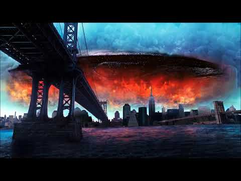 Independence Day Soundtrack - Alien Theme (Rough Draft)