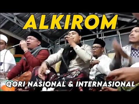 Sholawat Alkirom Oleh Qori Nasional & Internasional