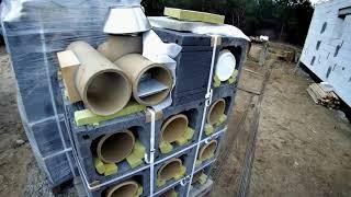 Kominy wentylacyjne, spalinowe i dymowe- dostawa na budowę - cena mówi sama za siebie i jakość OK