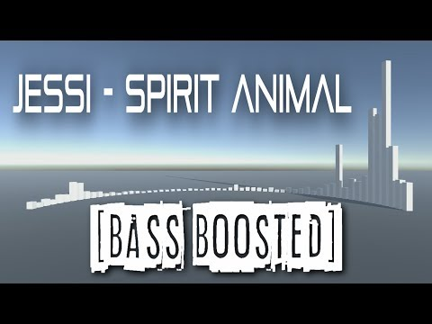 ★BASS BOOSTED★ [JESSI] Spirit Animal {Audio Visualizer} MV (제시 Un2verse)