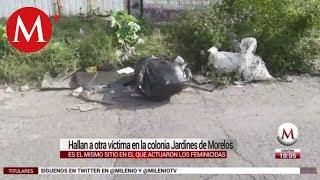 Hallan a otra víctima en la colonia Jardines de Morelos de Ecatepec