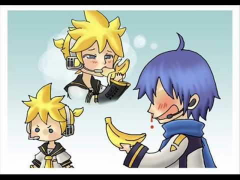 Corto Vocaloid Banana XD