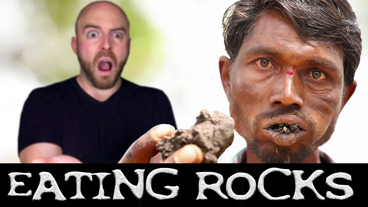 10 луди хобија на луѓето, како јадење камења