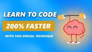Learn to Code 200% Faster