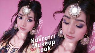 Navratri Makeup tutorial|| Jazz Beauty World