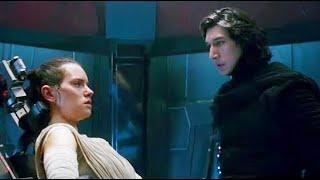 Kylo Ren interrogates Rey - Star Wars The Force Awakens