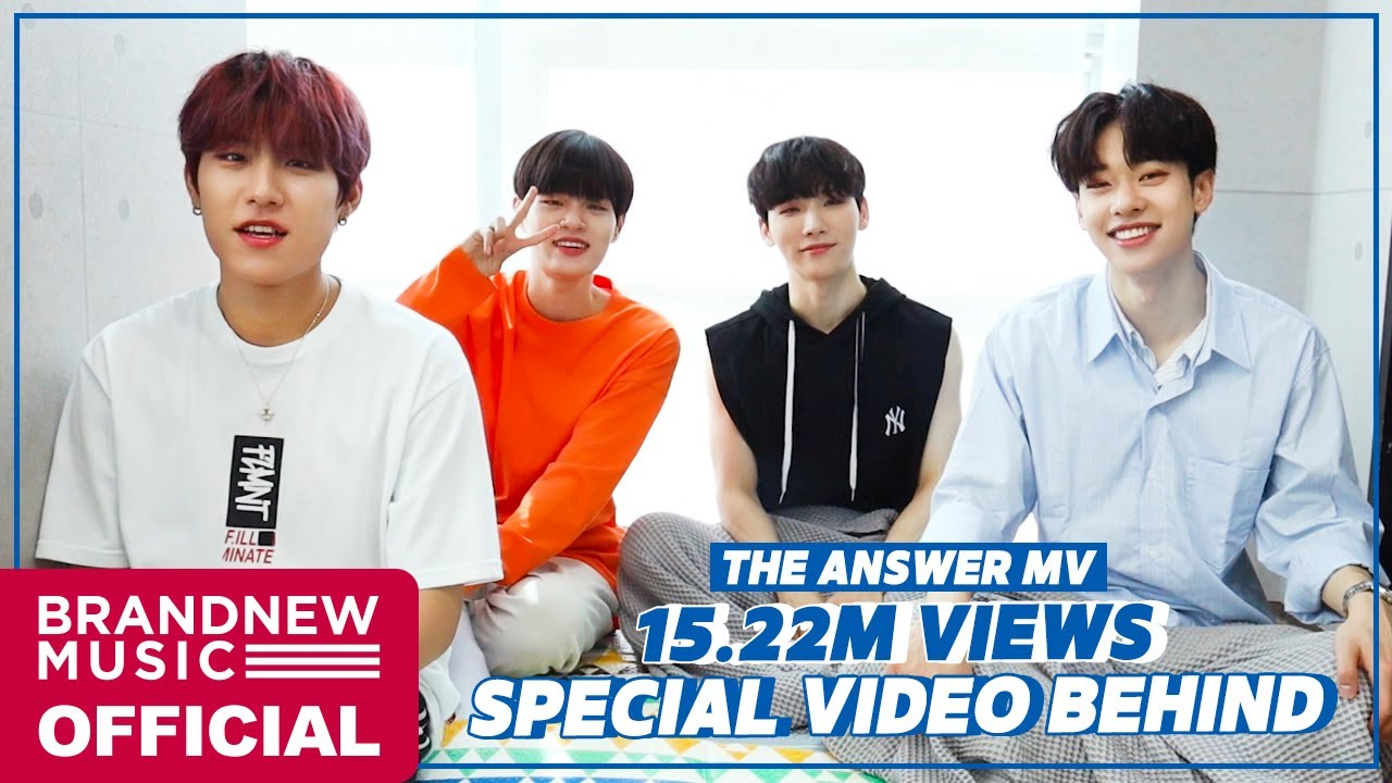[예삐소드] AB6IX (에이비식스) '답을 줘 (THE ANSWER)' 15.22M VIEWS SPECIAL VIDEO BEHIND