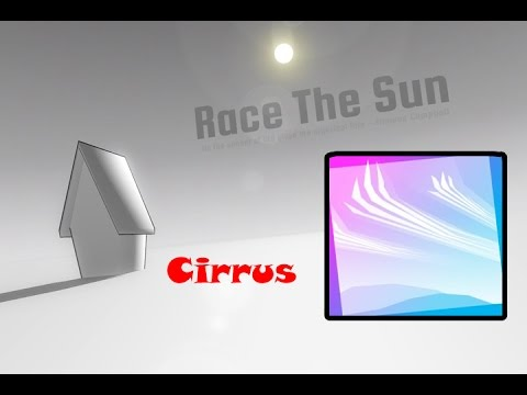 Race The Sun Cirrus Trophy/Achievement Guide - Touch a Cloud!