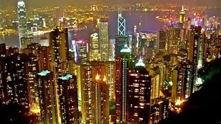 How Hong Kong and Singapore are Overtaking the UK Economy - Professor Douglas McWilliams