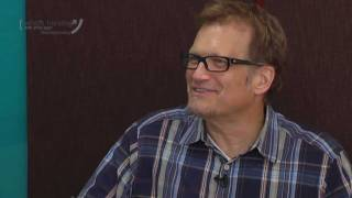 Drew Carey talks about using Twitter to do good