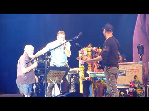 Coldplay Up&Up + My Way with Michael Eavis @ Glastonbury 2016 (26/06/2016)
