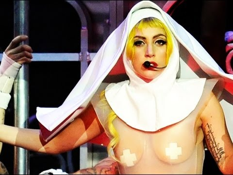 sex religion and lady gaga