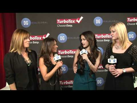 The Bangles Interview Grammys 2012 -- TurboTax GRAMMYs Backstage