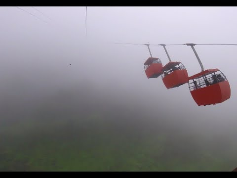 RAIGAD ROPEWAY| ROPEWAY TO HEAVEN| WORLD'S SCARIEST RIDE| By kokk