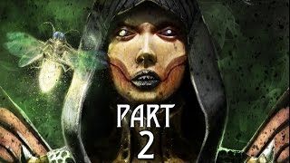 Mortal Kombat X Walkthrough Gameplay Part 2 - Story Mission 1 Ending (MKX)