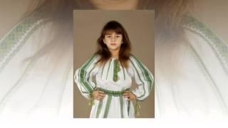 Купить вышиванку для девочки +38096-683-6287 Киев купить детскую вышиванку в Украине(, 2014-04-22T12:40:21.000Z)