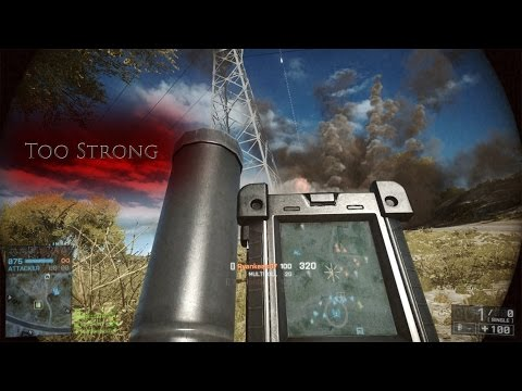 Battlefield 4 Gameplay  M224 Mortar 23-0
