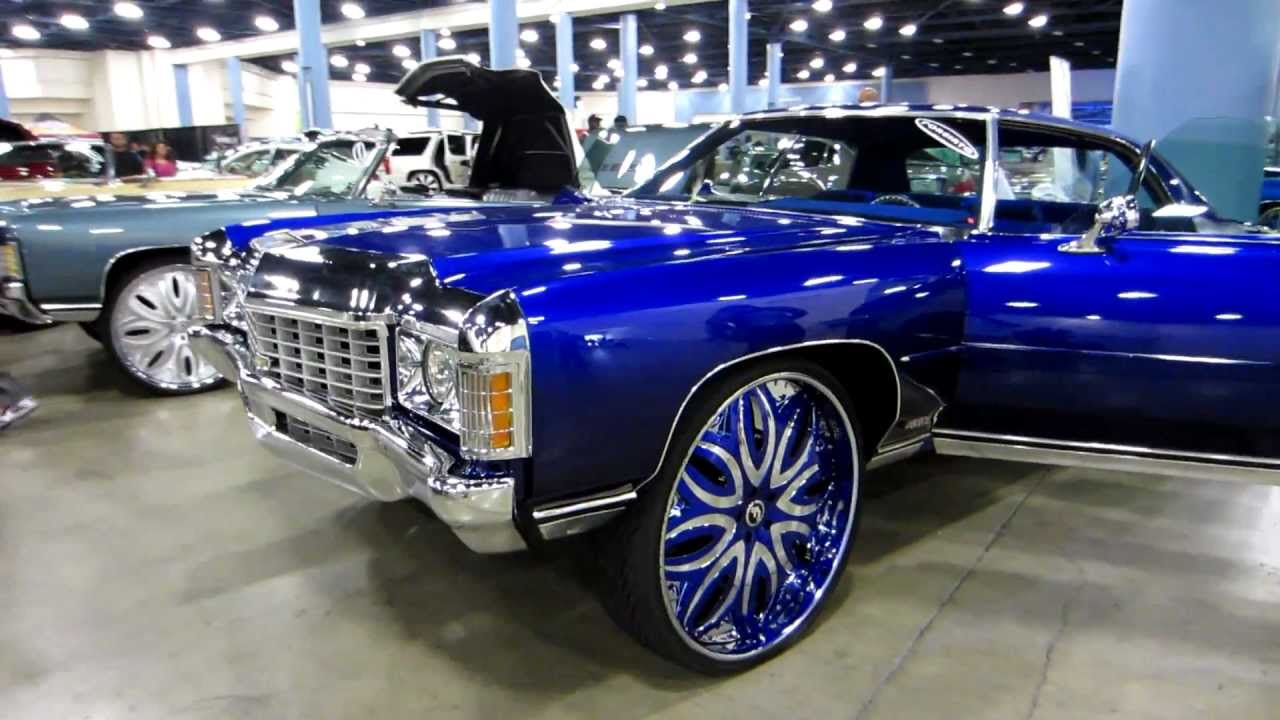 1971 Caprice on 28` Forgiatos, 1975 Caprice&& 1971 Impala Convertible On  26` Forgiatos 1080p