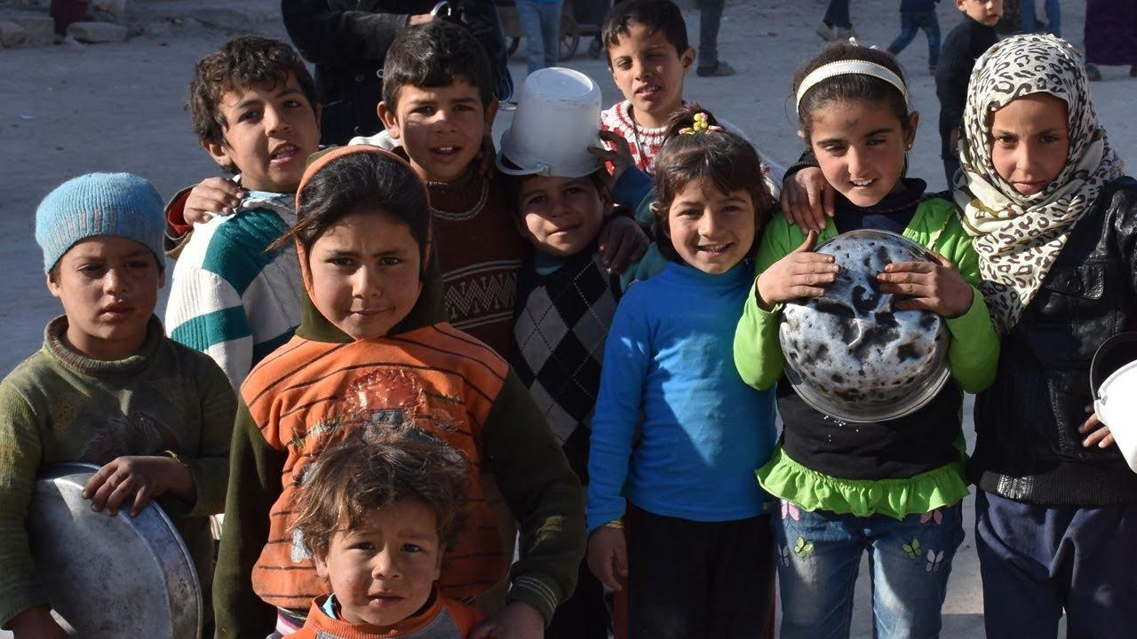 Sos Kinderdorf Syrien