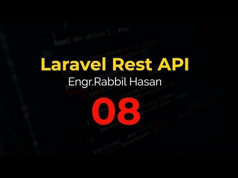 Laravel API Tutorial Bangla | Part 08 Laravel Lumen API Controller thumbnail