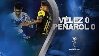 Vélez vs. Peñarol [0-0] | RESUMEN | Segunda Fase | CONMEBOL Sudamericana