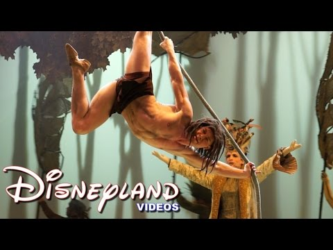 The Forest of Enchantment (feat. Tarzan, Pocahontas...) [EN]