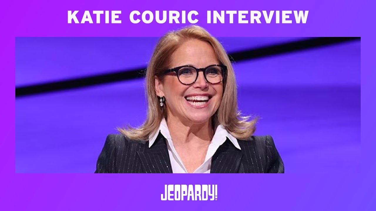 Savannah Guthrie says she was nervous to host 'Jeopardy!'
