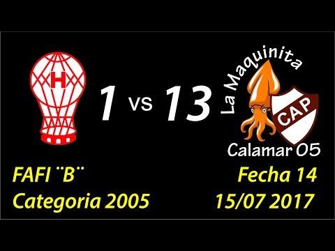 Huracan vs Platense FAFI B 15 07 2017