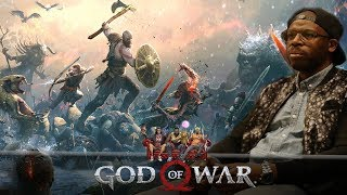 God of War |The Clean Up of Midgard | Hard Mode | Road To 100K