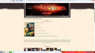 [Watch]Need for Speed 2014 Full Movie 720p Download