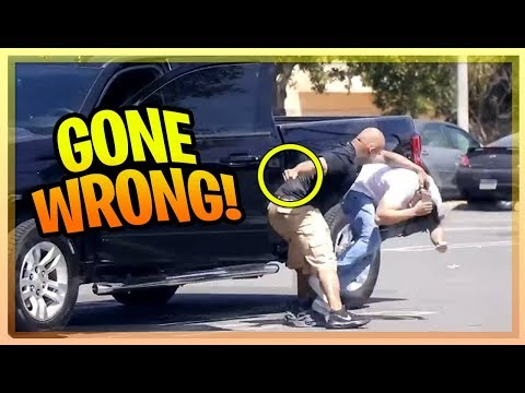 TOP 5 PRANKS IN THE HOOD THAT WENT HORRIBLY WRONG! 👊🏼👃🏼